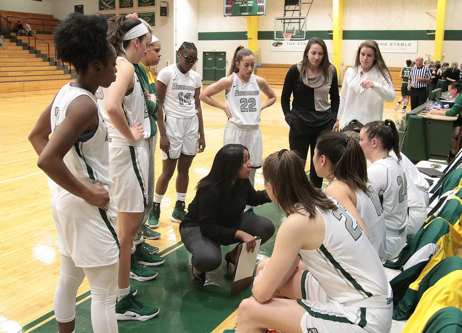 Women's Basketball - Skidmore College Athletics